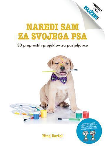 Knjiga Naredi sam za svojega psa